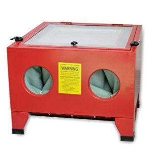 Sandstrahlkabine 90 Liter Profi CPS01
