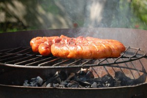 rost am grill